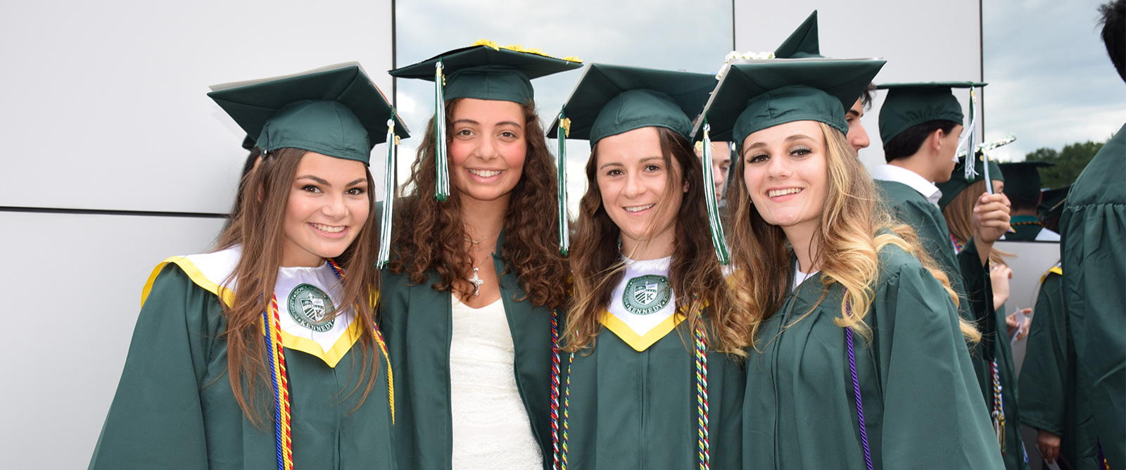 Kennedy Cougars Celebrate Commencement photo