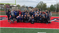 Calhoun Girls Track Clinches Third Straight Conference Title photo