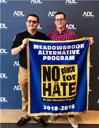 CHSD Designated 'No Place for Hate' photo 2