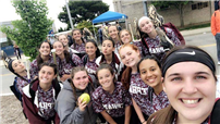 Mepham Softball Crowned County Champs 2