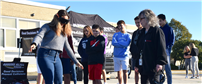 Kennedy Students Learn How to 'Arrive Alive' photo  thumbnail136042