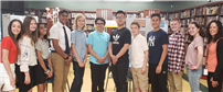 Grand Avenue MS Hosts First Science Fair photo